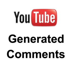 youtubegeneratedcomments