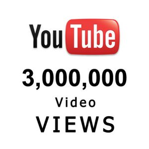 youtubeviews3000000
