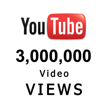 youtubeviews3000000