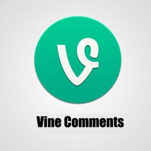 vine-comments
